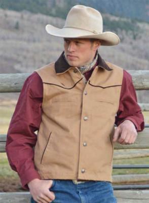 Wyoming Traders Sheridan Vest