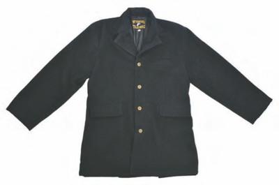 Wool Frock Coat