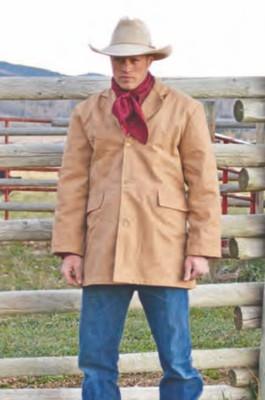 Canvas Frock Coat