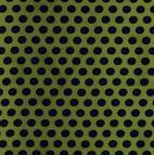 Black Dots on Olive