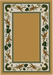 Three Sisters Rugs - Maize (Various Sizes)