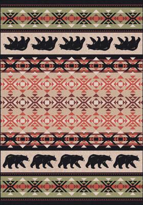 Cozy Bears Rug (Various Sizes)
