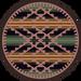 Saddle Blanket - Periwinkle