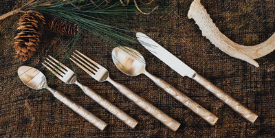 Wilderness Flatware (Set of 20)