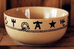 Branded Serving Bowl - 9''