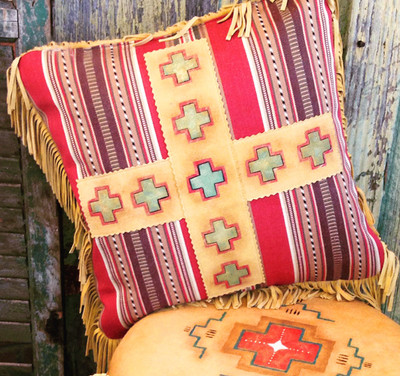 Cayuse Serape Pillow