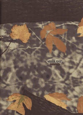 Wild Rags Silk Scarf Camouflage - Woodland