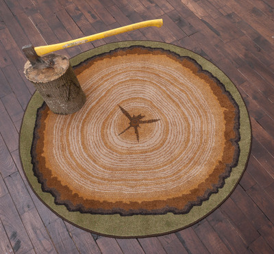 Tree Stump - Round