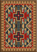 American Dakota Rug - Tribesman - Kilim