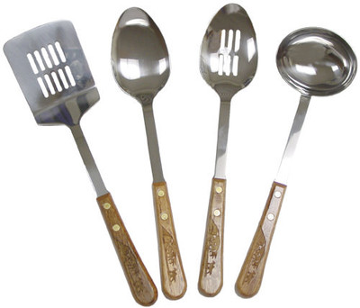 4 Piece Serving Kit