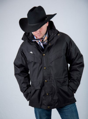 3-System Down Coat