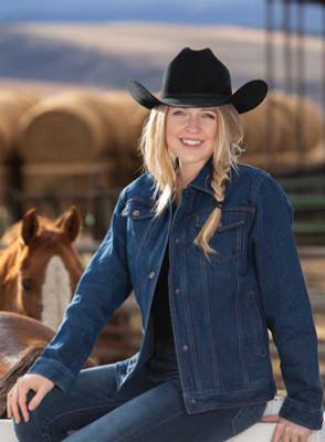 Wyoming Traders Concealed Carry Denim Jacket