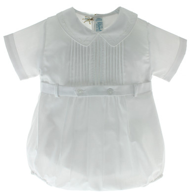 Boys Christening Bubble White 23211