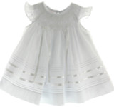 White Angel Bishop dress