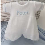 Boys Personalized Bubble Baby Gift