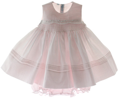 Pink Portrait Dress for Baby Girl Feltman Brothers