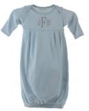 Newborn Blue Gown