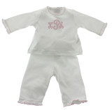 Personalized Pajama Set for Girl