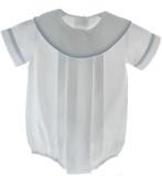 Infant Boys Portrait Outfit