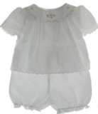 Girls Newborn Diaper Set