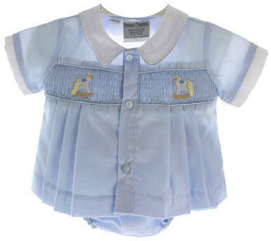 Preemie Boys Diaper set