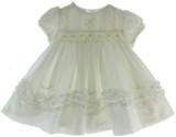 Ivory Christening Dress