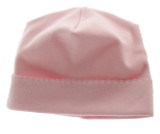 Infant Girls Pink Take Home Beanie Hat Monogrammable