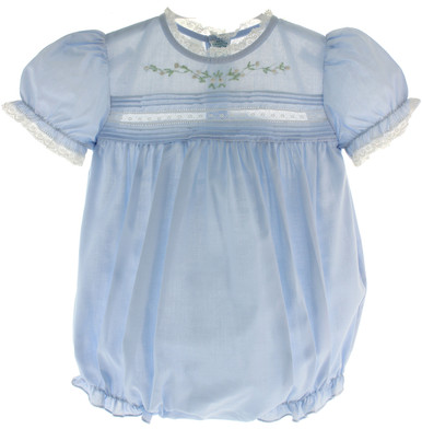 Blue Vintage Bubble