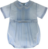 Boys Blue Christening Outfit