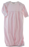 Pink Cotton Gown