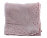 Pink Cotton Blanket