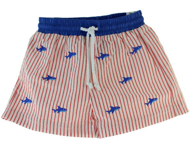 Boys Shark Swimsuit