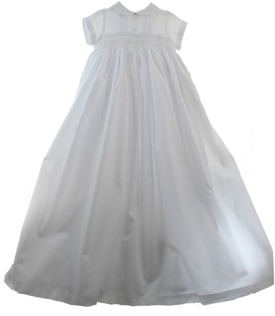 Boys Christening Gown Sarah Louise