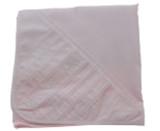Pink Receiving Blanket
