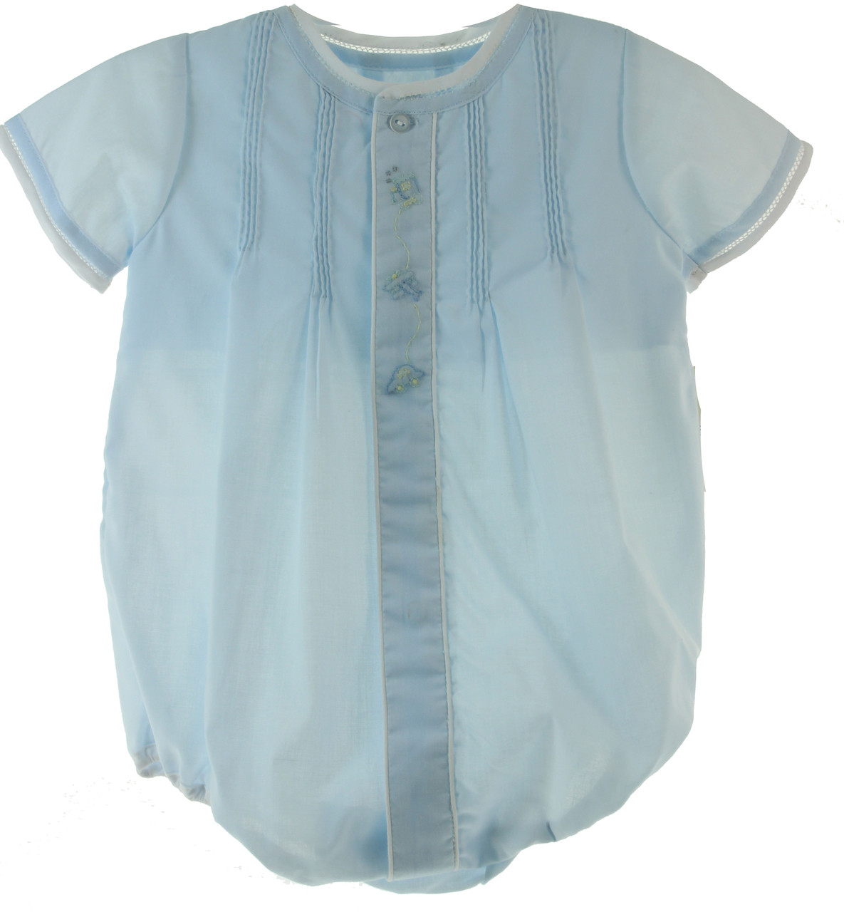 7e26f599557f4 Loading zoom. Baby Boys Airplane Bubble Outfit. Click to enlarge