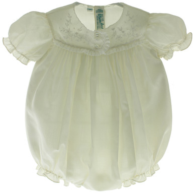 Girls Yellow Bubble outfit
