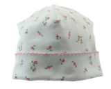 Kissy Kissy Newborn Girls Floral Print Take Home Hat
