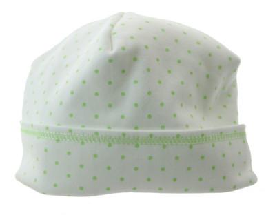 Green Unisex Baby Hat