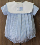 Personalized Romper Baby Boy