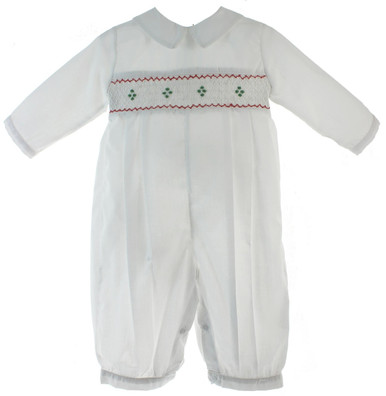 Feltman Brothers Christmas Romper for Boy