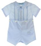 Feltman Brothers Baby Boys Bobbie Suit Blue
