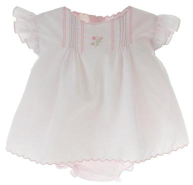Petit Ami Pink Diaper Set