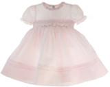 Feltman Pink Dress 17444 Rose Garden