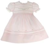 Feltman Brothers Pink Buillions Dress 27222