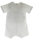 Feltman Brothers Boys Christening Shortall Outfit
