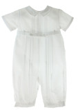 Feltman Brothers Christening Romper 1853SS