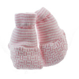Baby Girls Pink Take Home Bootie Socks Paty Inc