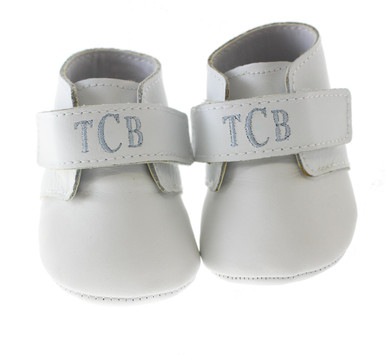Baby Boys Personalized Shoes leather