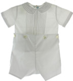 Boys White Bobbie Suit Feltman Brothers