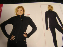 Mondor Model 4720 Icetek Skating Jacket  • Jacket • Thumb loop • Brushed fabric inside 90% polyester, 10% elastane